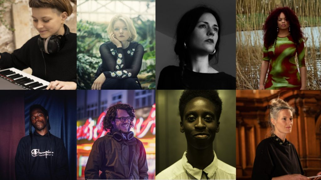 New Voices 2020 composers
